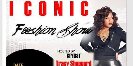 ICONIC Fashion & Hip Hop Show tickets