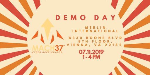 MACH37 Spring 2019 Demo Day