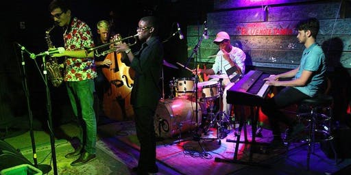 The Riverfront Quintet: Live at the Blue Note Tampa