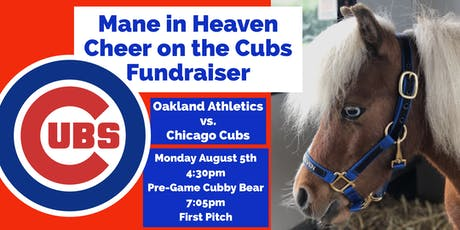 Mane in Heaven Cheer on the Cubs Fundraiser  tickets