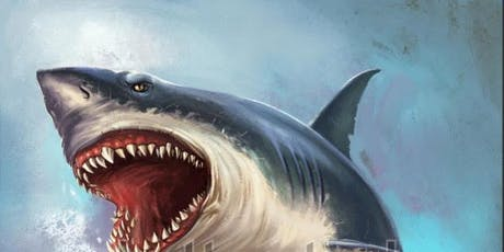 CENTRAL PARK SIP & PAINT A SHARK!! ~July 14 Sunday Aft. B.Y.O.B.  tickets