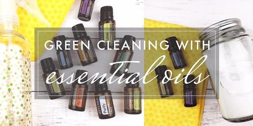 Essential oils class - How to make toxin free cleaning product