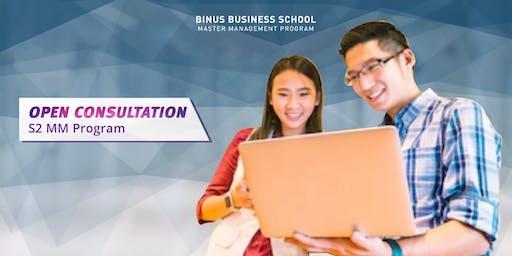 Konsultasi Pendidikan S2 Blended Learning Program Binus Business School | 17 - 19 Juli 2019 @Malang