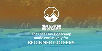 New Golfer Bootcamp  Keith Hills Golf Club July 16