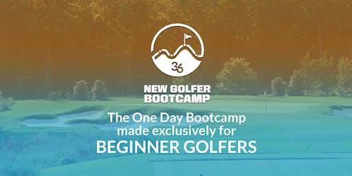 New Golfer Bootcamp  Keith Hills Golf Club July 16th 8am-12pm