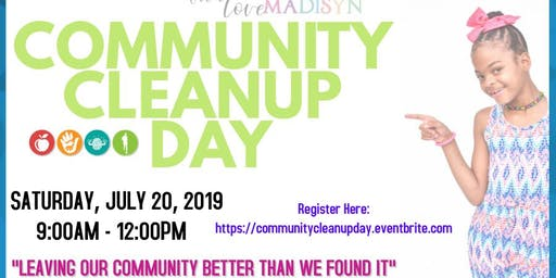 Community Clean Up Day