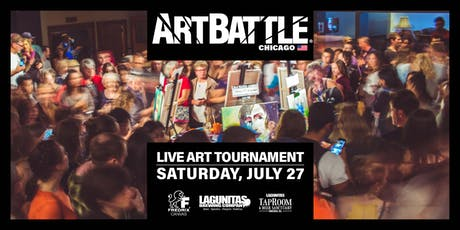 Art Battle Chicago - July 27, 2019 tickets