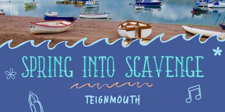 Teignmouth Seaside Scavenge tickets