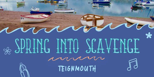 Teignmouth Seaside Scavenge