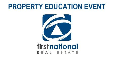 Property Education Event (POST ELECTION / POST ROYAL COMMISSION) tickets
