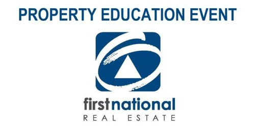 Property Education Event (POST ELECTION / POST ROYAL COMMISSION)