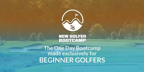 New Golfer Bootcamp @ Keith Hills Golf Club (November 12th 2019) tickets