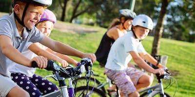 Children's Cycling Course - Beginner