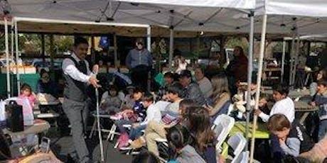 Magic Show at the Costa Mesa Farmers' Market tickets