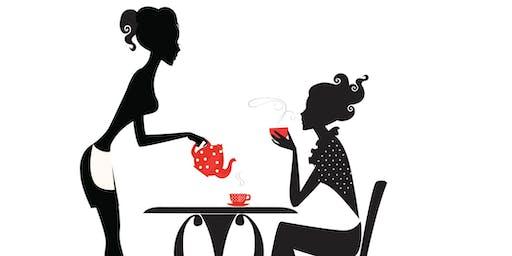 Come Sip This Tea While I Pour!!