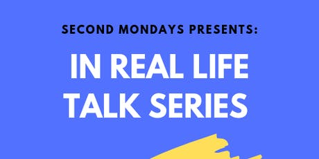 In Real Life: All Black Male Talk Series tickets