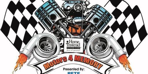 """Home Instead Senior Care's """"Motors for Memory"""" Car Show"""