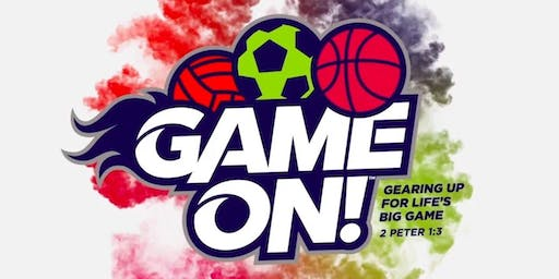 GAME ON - Ceresco Community VBS