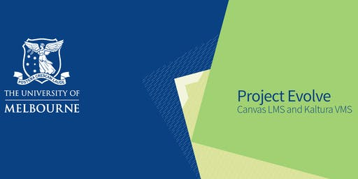 Project Evolve Roadshow: Moving to Canvas