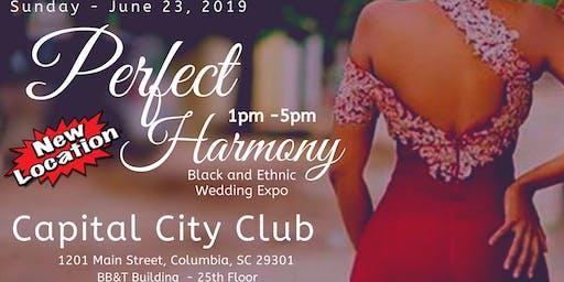 2019 Perfect Harmony Black & Ethnic Bridal Expo - Columbia, SC