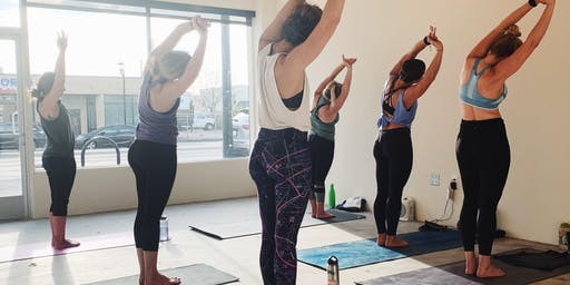CRŪ Fit | Yoga Sculpt | Discover Your Strength