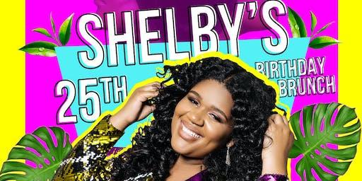 Shelby's 25th Birthday Brunch