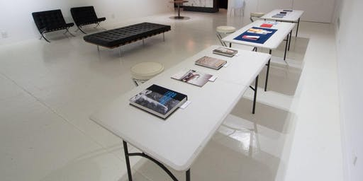 I WANT A TABLE @ The ALL Photobook PoP-Up Shop