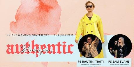 Unique Women's Conference 2019 tickets