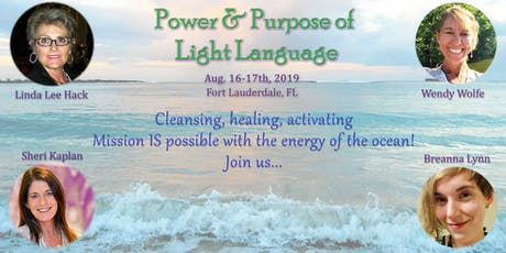 Power & Purpose of Light Language with Linda Lee Hack tickets
