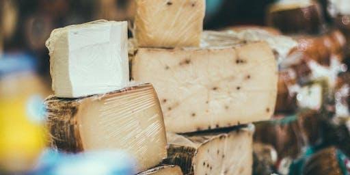 Kids Cheese Tasting