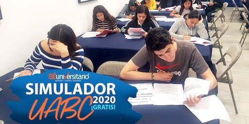 SIMULADOR UABC 2020: Evento GRATUITO (Tijuana)