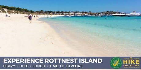 Experience Rottnest Island  tickets