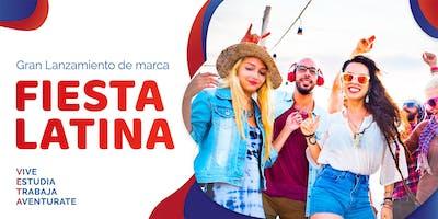Gran Lanzamiento de Marca - Fiesta Latina - Mexico