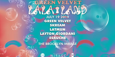 Green Velvet presents La La Land tickets
