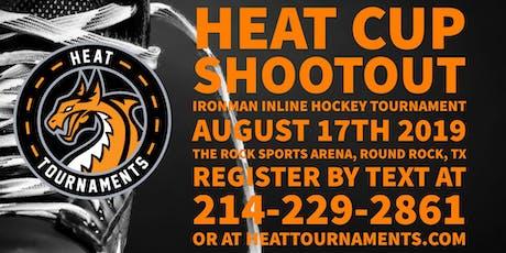 Heat Cup Shootout Ironman Inline Hockey Tournament tickets