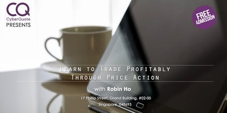 Learn To Trade Profitably Through Price Action tickets
