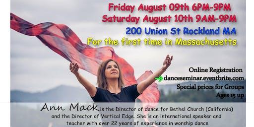 Dance Seminar with Ann Mack