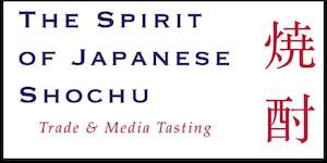 THE SPIRIT OF JAPANESE SHOCHU/SF
