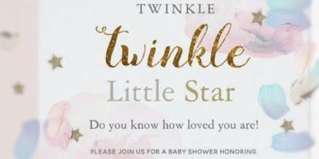 Amy Reid & Talik Garcia's Baby Shower tickets