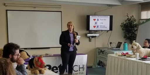 Pet CPR & First Aid Certificate Course