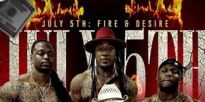 Fire & Desire all Male Revue 2019!