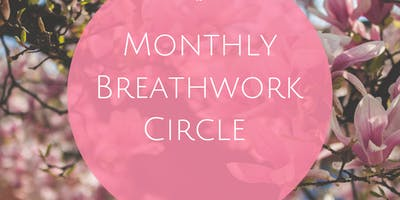 Monthly Breathwork Circle with Lydia