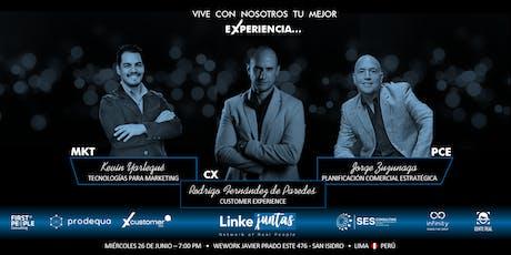 5ta Linkejunta Lima 2019 entradas