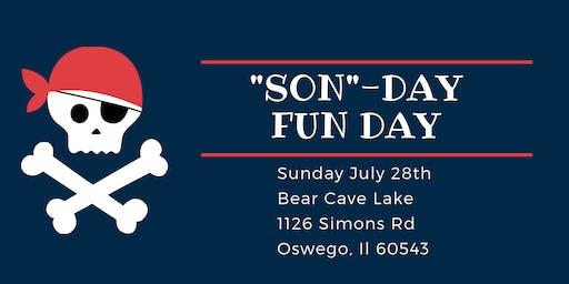 """""""Son""""-Day, Fun Day"""