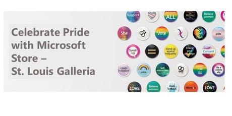 Celebrate PRIDE at Microsoft Store - Free Lunch & Learn on Trans Basics 101 tickets