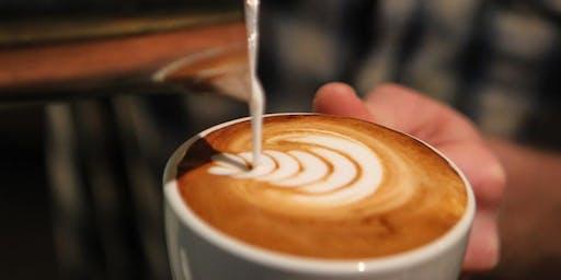 Milk Steaming & Latte Art