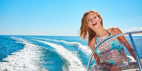 Boat licence workshop tickets