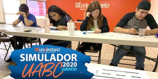 SIMULADOR UABC 2020: Evento GRATUITO (SAN LUIS R.C.)