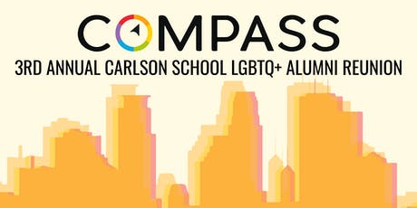 3rd-Annual Carlson School LGBTQ+ Alumni Reunion tickets