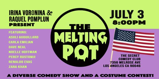 The Melting Pot Show: Independence Day